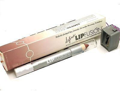 Fusion Beauty Lipfusion Define Micro Injected Collagen Lip Plumping Pencil Flush