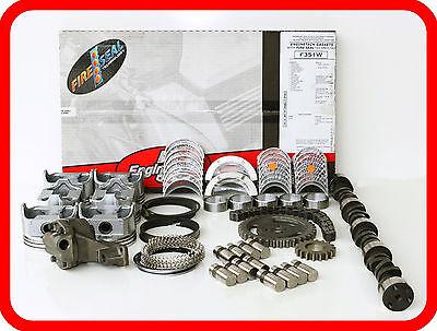 87-90 Jeep Wrangler Cherokee 242 4.0L L6 Master Rebuild Kit w/ Stage-1 HP Cam