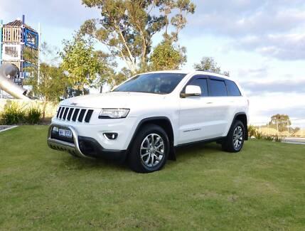 BEST IN PERTH! 2013 [MY14] Jeep Grand Cherokee Laredo