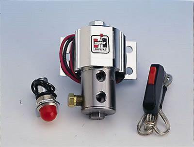 Hurst 174-5000 Universal Brake Line Lock Locks Launch Roll Control Solenoid Kit
