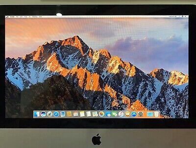 """Apple iMac MC309LL/A 21.5"""" Core i5 2.5GHz 4GB 500GB Radeon HD 6750M (Mid 2011)"""