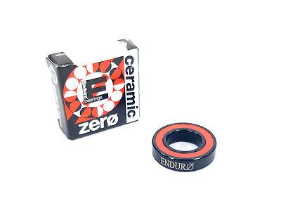 Enduro Zero Ceramic Grade 3 6902 Sealed Cartridge Bearing 15x28x7
