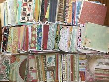 MASSIVE Scrapbooking Collection!!! Lots of photos!! New Lambton Newcastle Area Preview