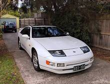 1995 Nissan 300 Coupe Wantirna South Knox Area Preview