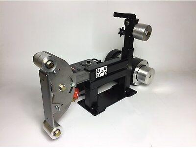 2x72 Belt Grinder With Motor Vfd