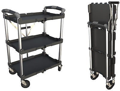 Olympia Tools - Pack N Roll Service Cart 85-188