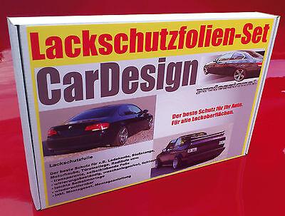 Steinschlagschutzfolie Lackschutzfolie Set transparent für alle Fahrzeuge