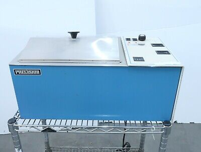 Precision Scientific 25 66800 Shaking Heated Water Bath With Lid Cover