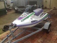 Kawasaki JetSki  750 super sports registered Lurnea Liverpool Area Preview
