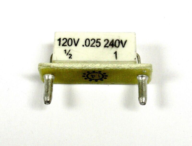 KB Electronics KB-9841 horsepower resistor 1/2hp @ 90-130vdc -- 1hp @ 180vdc