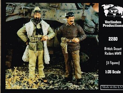 1/35 RESIN FIGURE VERLINDEN 2280. NEW.
