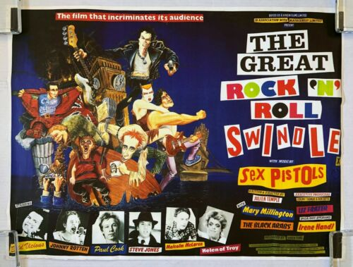 The SEX PISTOLS The Great Rock