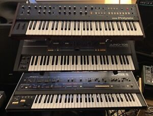 synths trades toward a sequential circuits prophet 5
