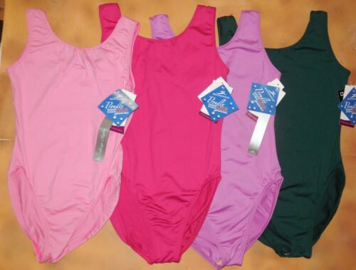MOTIONWEAR Tank Leotard 4 Color Choices Ladies Adult Size style# 2700 NWT