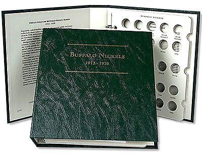 Littleton Coin Album LCA22 Buffalo Nickel 1913-1938