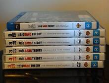 Big Bang Theory - Season 1 to 6 Bundamba Ipswich City Preview