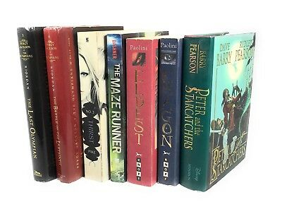 Best Young Adult Teens Books Best Sellers Mixed Lot Of 7