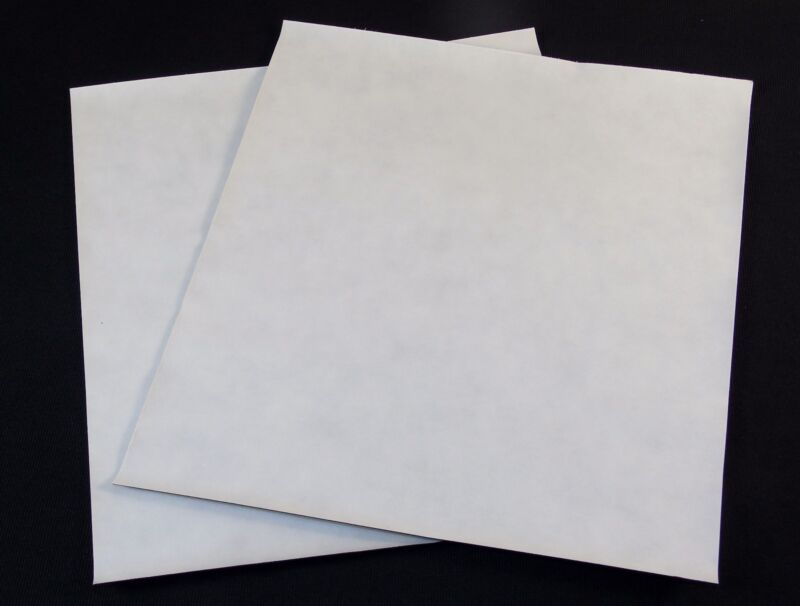 """2 Magnetic Vent Cover Sheets, 10""""x12"""" ~ Block Cold Air Drafts ~ Cut To Any Size!"""
