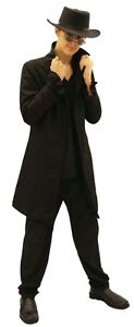 STEAMPUNK-Victorian-GOTHIC-Edwardian-FROCK-COAT-JACKET-ALL-CHILD-SIZES-AGES