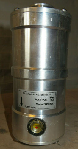 Varian 949-9392 Oil Exhaust Filter NW25