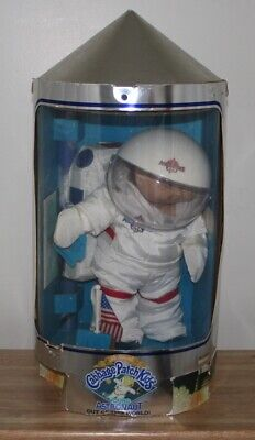Vintage Cabbage Patch Young Astronaut Dolls CIB for sale  Springfield