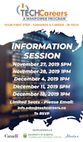 Tech Careers Information Session