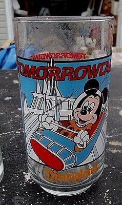 McDonalds Joplin, Mo Disneyland Mickey Mouse (Glass Joplin Mo)