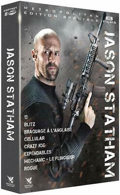 DVD - Coffret 8 films JASON STATHAM