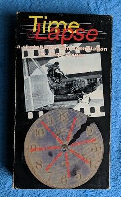 TIME LAPSE Skateboard Film Compilation VHS 1998 Daryl Grogan Tony Hawk Mike Wale