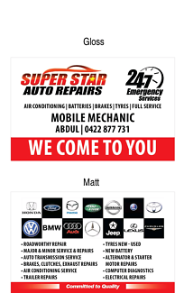 super star mobile mechanic 24/7 roadside assistance