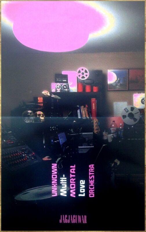UNKNOWN MORTAL ORCHESTRA Multi-Love Ltd Ed RARE Poster +BONUS Indie Rock Poster!