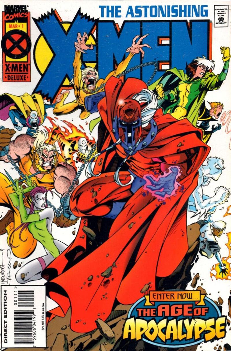 top 10 x men comics astonishing x men