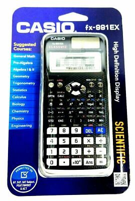Casio FX-991EX Advanced Scientific Calculator High Resolution NEW, used for sale  Shipping to South Africa