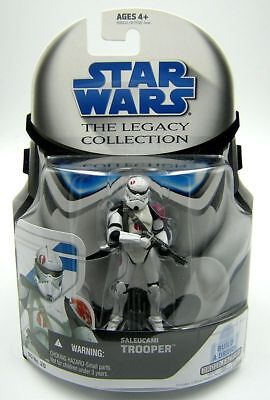 Star Wars Legacy Collection BD20 Saleucami Trooper Neyo!