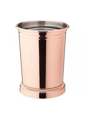 Copper 2 x Julep Cup 12.75oz / 360ml -  Barware, Cocktail Equipment