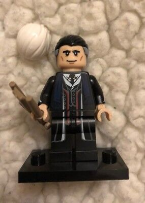 LEGO Percival Graves/Gellert Grindelwald from the Harry Potter Minifigure Series