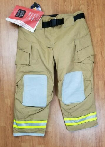 Cairns MFG. 2014 NEW Firefighter Turnout Bunker Pants 48 x 30
