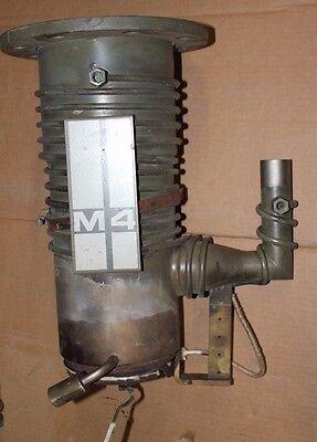 Diffusion Pump Body Varian M4