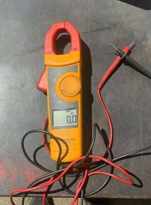 Fluke 333 Digital Clamp Meter