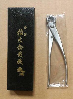 Bonsai Knospenzange Edelstahl 18 cm JAPAN NEU