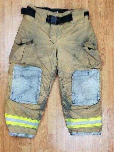 Cairns MFG. 2014 NEW Firefighter Turnout Bunker Pants 40 x 28