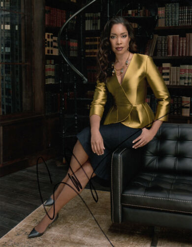 Gina Torres authentic signed Suits 10x8 photo AFTAL & UACC [15973] + COA