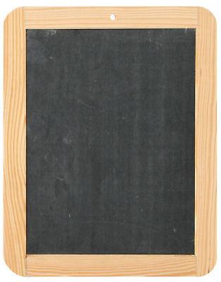 Schiefertafel 24 x 19 cm Schreibtafel Tafel - II. Wahl kleine Fehler g