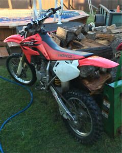 Honda cr85 2006 2 temps 2200$