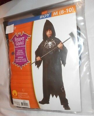 Rubies Skeleton Costume Dress up Boy Size Small 4-6  New