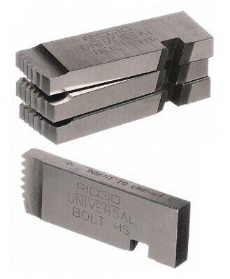 Ridgid 48355 Universal Style Bolt Threader Dies High-speed Rh 1 38-12 Unf
