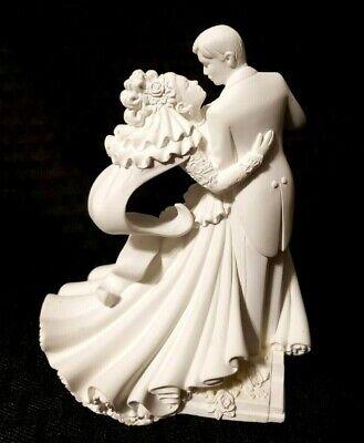"Wilton Bianca Wedding 5"" Cake Topper Traditional Classic First Dance Figurine"