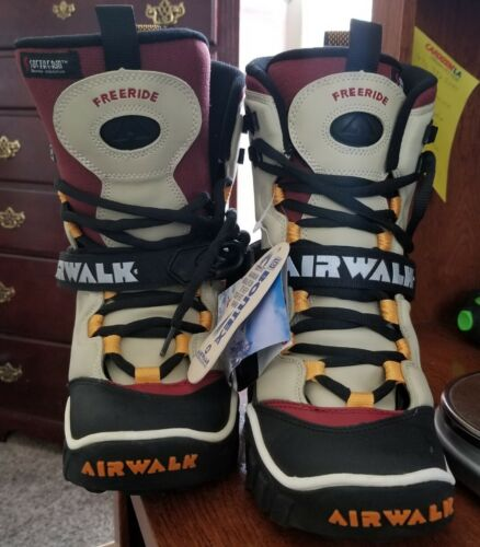 new freeride snowboard ski snow boots men