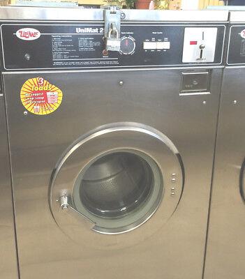 Unimac 25lb 3 Phase Washer.