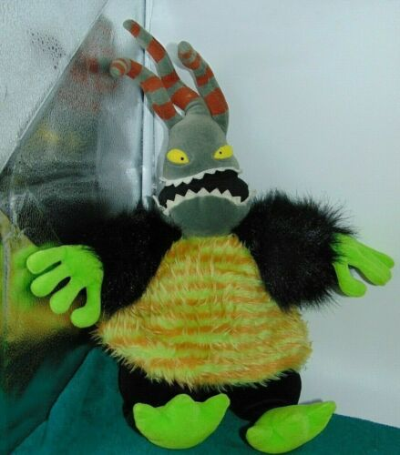 "2001 Disney Nightmare Before Christmas Plush  - Harlequin Demon 21"""